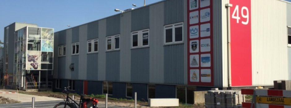 Performance Factory gebouw Oost (lokatie Room Escape Enschede)